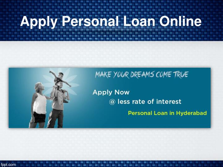 Why to Choose a Personal Loan?