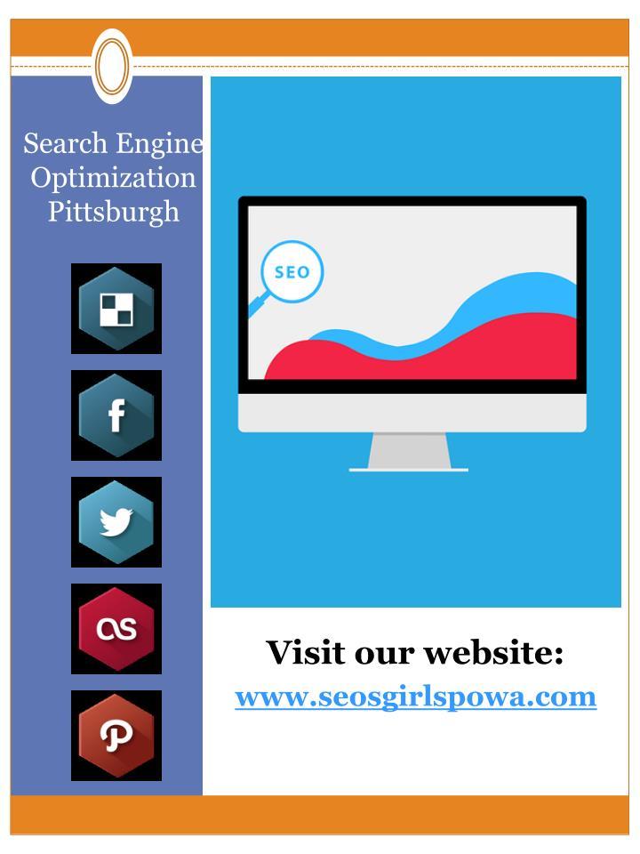 Search Engine Optimization Pittsburgh