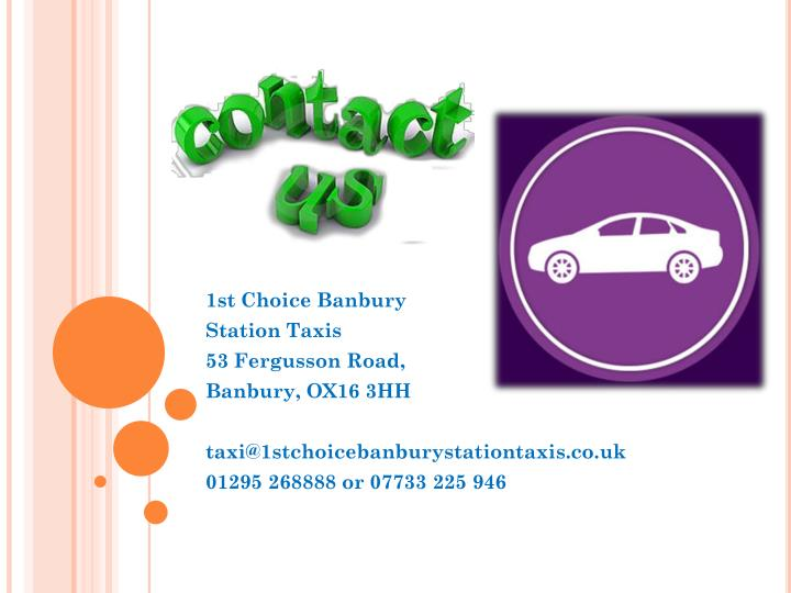 1st Choice Banbury