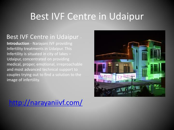 Best IVF Centre in Udaipur