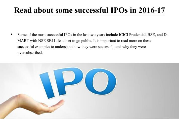 Ppt Beginners Guide Guidelines Before Investing In Ipos