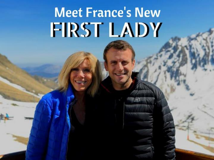 Meet france s new first lady