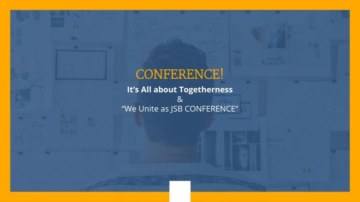 CONFERENCE!