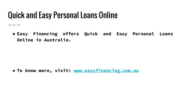 PPT - Easy Finance Online PowerPoint Presentation - ID:7591114
