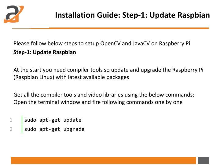 Installation Guide: