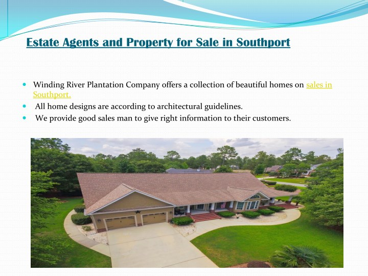 Estate Agents and Property for Sale in Southport