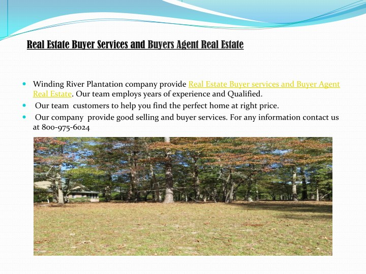 Real Estate Buyer Servicesand Buyers Agent Real Estate