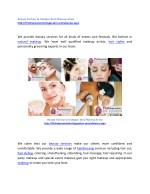 beauty parlour in udaipur best makeup artist http