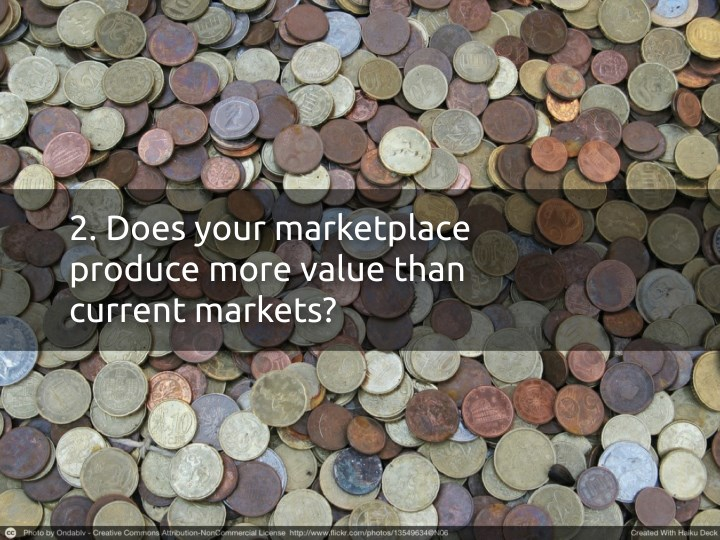 2. Does your marketplace