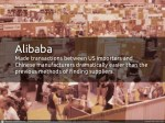 alibaba made transactions between us importers