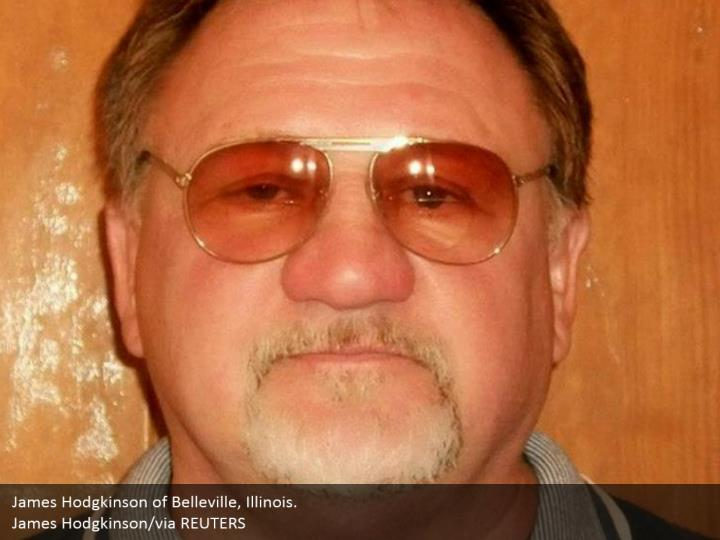 James hodgkinson of belleville illinois james