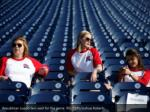 republican supporters wait for the game reuters