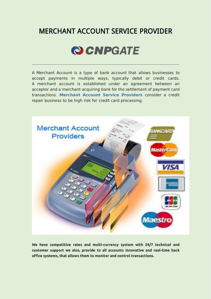 account card credit internet merchant adult poor processing
