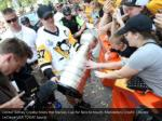 center sidney crosby holds the stanley