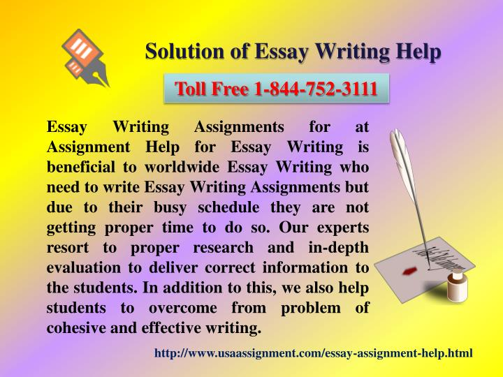 essay help for free