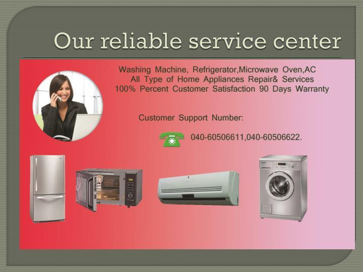 samsung washing machine repair center