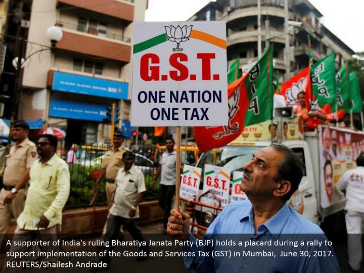 GST explained: What is Goods and Services Tax (GST) implemented from July 1, 2017