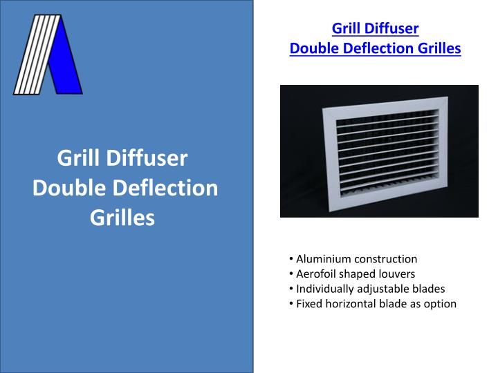 Top 5 Air Conditioning Diffuser Suppliers In India [My