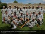 the providence grays and the new hampshire 1