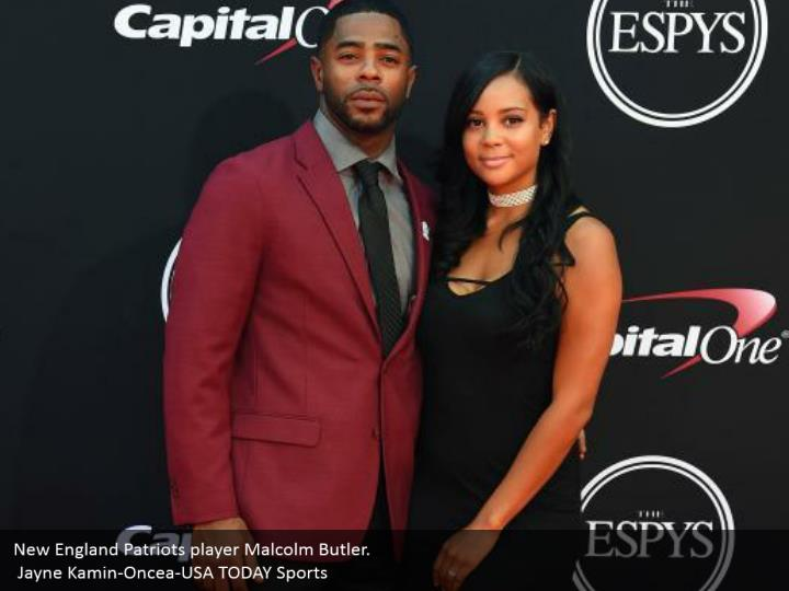 New England Patriots player Malcolm Butler.  Jayne Kamin-Oncea-USA TODAY Sports