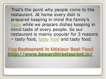 veg restaurant in udaipur best food http www bawarchirestaurant in 6