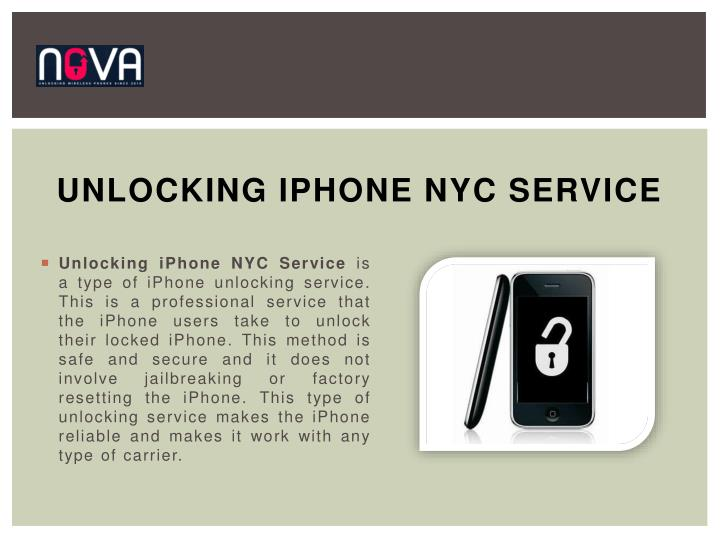 Iphone unlocking service / starblucks cf