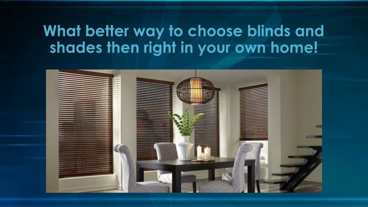 Ppt blinds st louis powerpoint presentation id 7649446 for Choose your own home