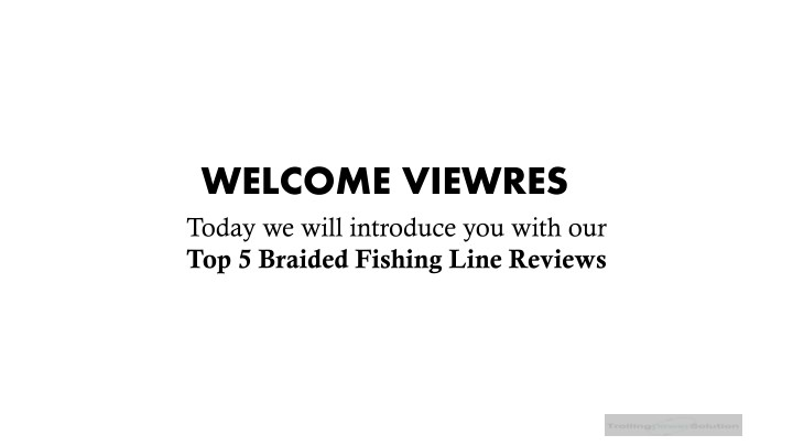 welcome viewres today we will introduce you with