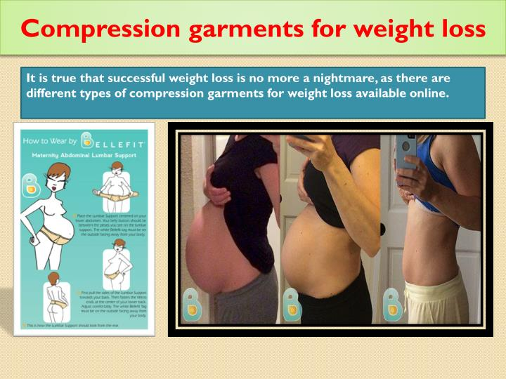 Compression garments for weight loss 1