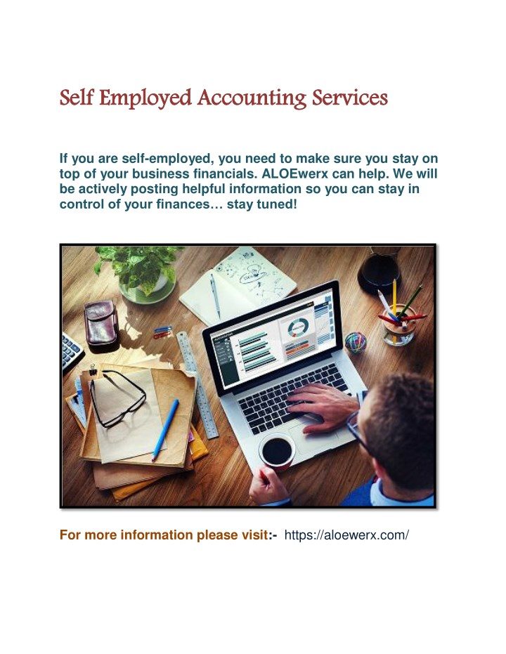 Self Employed Accounting Services