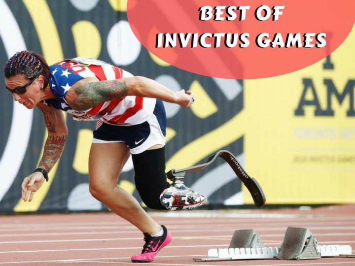 Best of invictus games