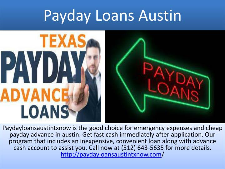 Burleson tx payday loans