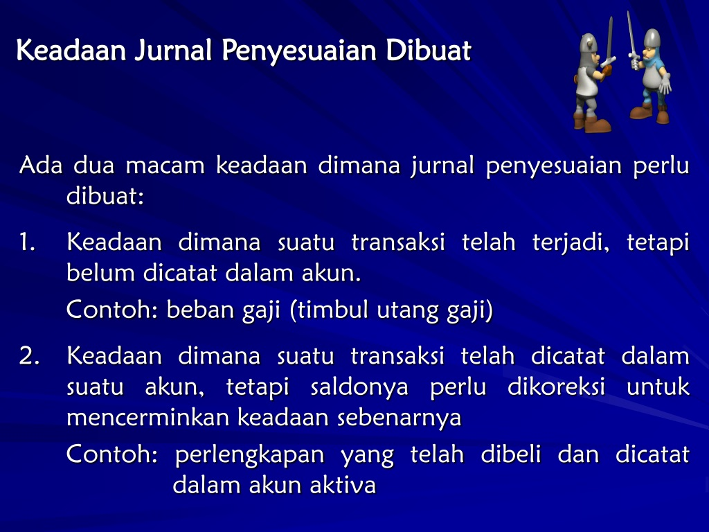 Ppt Jurnal Penyesuaian Powerpoint Presentation Free Download Id 1003156