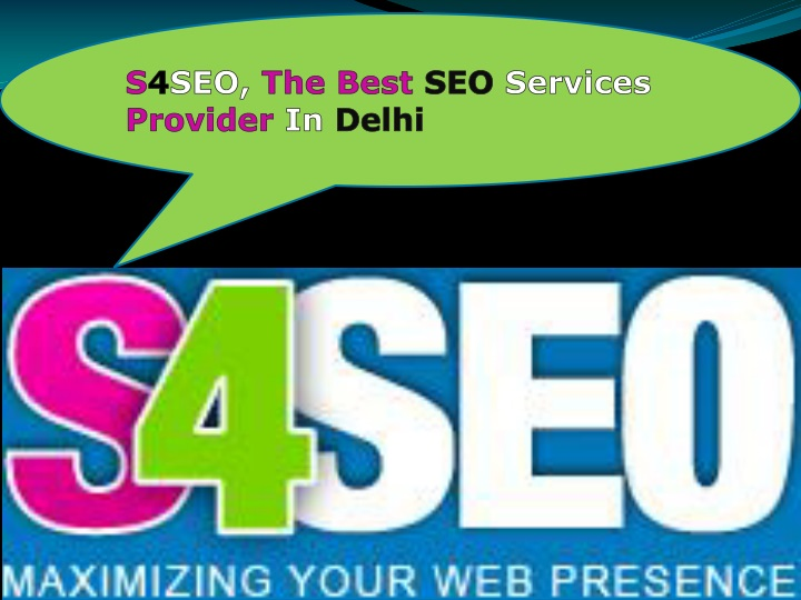 s 4 seo the best seo services provider in delhi n.
