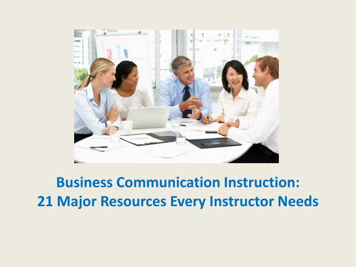 business communication instruction 21 major resources every instructor needs n.