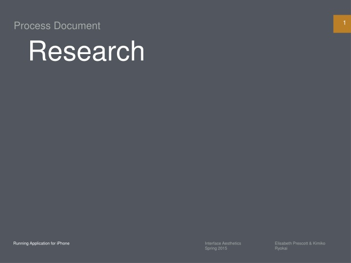 research n.