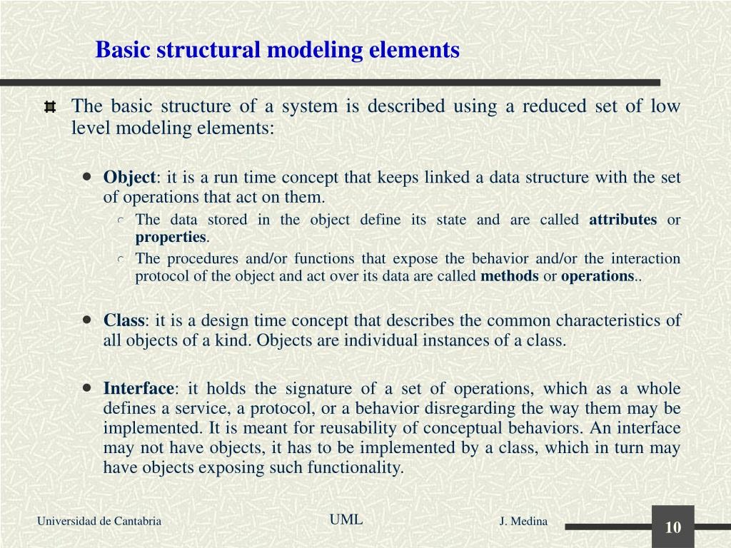 PPT - Seminar The Unified Modeling Language (UML ...