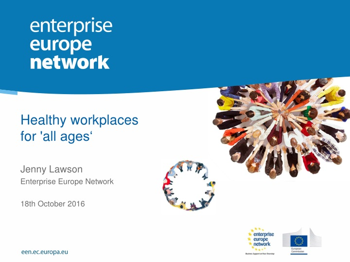 healthy workplaces for all ages jenny lawson n.