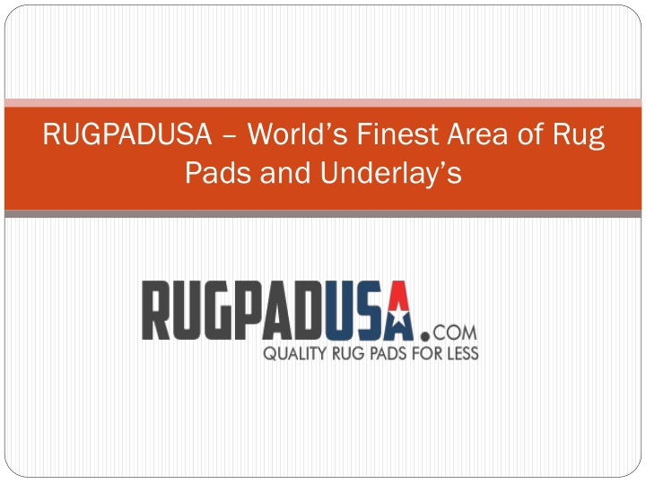 rugpadusa world s finest area of rug pads and underlay s n.