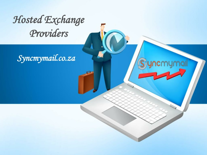 hosted exchange providers n.