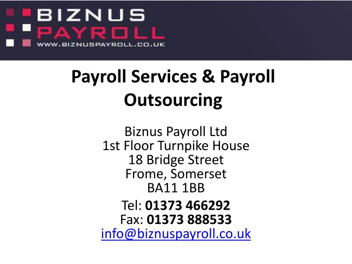 payroll services payroll outsourcing n.