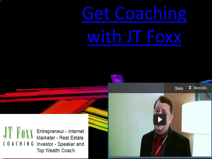 get coaching with jt foxx n.