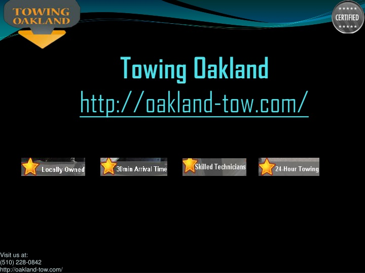 towing oakland http oakland tow com n.