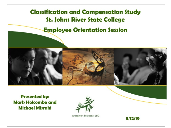 classification and compensation study st johns n.