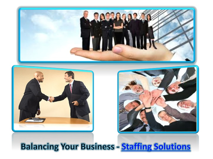 balancing your business staffing solutions n.
