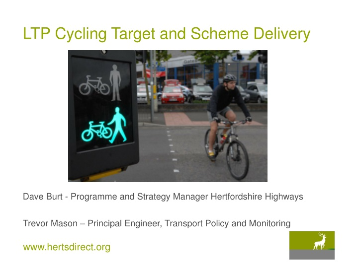 ltp cycling target and scheme delivery n.