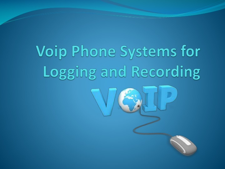 voip phone systems for logging and recording n.