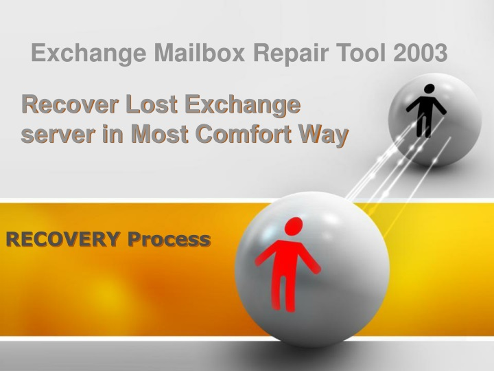 recover lost exchange server in most comfort way n.
