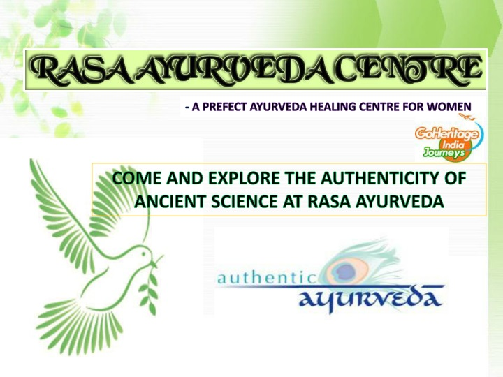 a prefect ayurveda healing centre for women n.