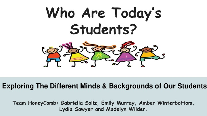 who are today s students n.